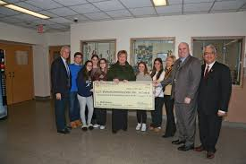 hempstead town presents grant to peninsula counseling center