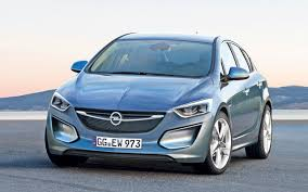 vauxhall usa 2017 opel astra exterior