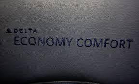 Delta Economy Comfort Review Delta Economy Comfort Reviewnycaviation