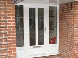 front doors with side lights modern style white front door with sidelights with front doors with