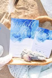 watercolor wedding invitations 23 pretty watercolor wedding invitations to get inspired