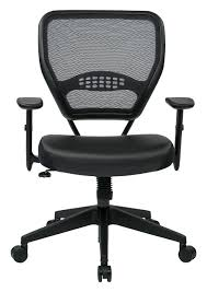 Office Star Leather Chair Surprising Office Star Professional Air Grid Managers Chair 64 On
