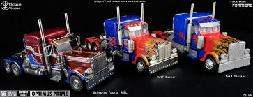 customized truck xt dotm optimus prime custom truck in img 04 by xeltecon on deviantart