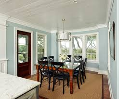 charleston silver fox paint dining room tropical with wood table