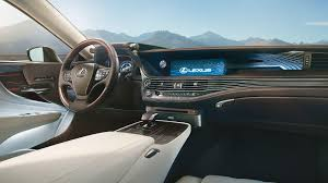 lexus lx interior 2017 lexus ls luxury sedan lexus europe