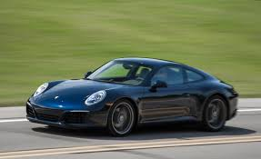 porsche old models 2017 porsche 911 carrera test u2013 review u2013 car and driver