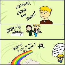Hunger Games Meme - hunger games grab my meme by kyo cool on deviantart
