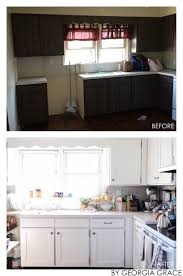 what benjamin paint is for kitchen cabinets kitchen new painted cabinets walls by grace