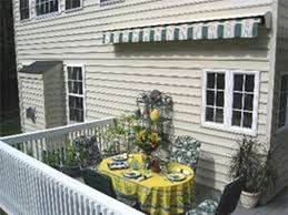 Deck Canopy Awning Retractable Patio U0026 Deck Awnings Nationwide Sunair Maryland