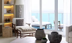 contemporary residencies at the 1 south beach hotel miami living