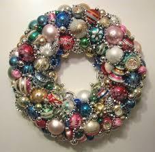 169 best vintage ornament wreaths images on