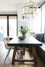 modern eat in kitchen promontory project main floor master suite studio mcgee