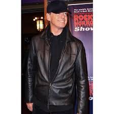 horror show pierce brosnan leather jacket