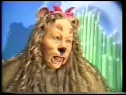 Cowardly Lion Costume The Cowardly Lion Costume Conservation Wizard Of Oz Youtube