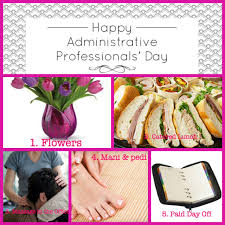 5 fab gift ideas for administrative professionals day