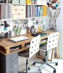 bureau recup diy deco bureau idee rangement bureau on decoration d interieur