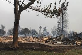 Wildfire Sacramento Area by Deadly California Wildfires Rip Through Once Safe Areas Wsj