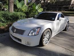 custom cadillac xlr car picker white cadillac xlr