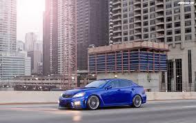 isf lexus blue lexus isf