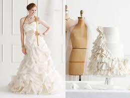 31 wedding cakes inspired by the bridal dresses deer pearl flowers