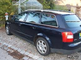 audi a4 avant automatic 2002 audi a4 avant 2 5 tdi related infomation specifications
