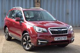 2017 subaru forester premium white used 2017 subaru forester 2 0i xe premium for sale in west sussex