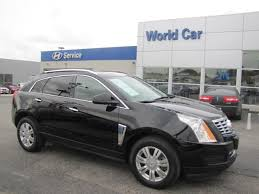 used 2013 cadillac srx used one owner 2013 cadillac srx fwd 4dr luxury collection san