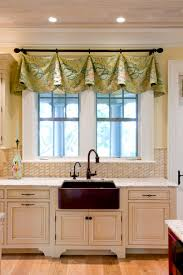 Kitchen Curtain Sets Clearance by Kitchen Amusing Swag Curtains For Kitchen Charming Swag Curtains