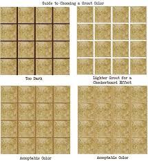 best 25 grout colors ideas on subway tile white