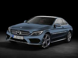 mercedes c class 2015 c205 mercedes c class coupe amg package rendered autoevolution