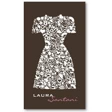 Business Card Fashion Designer Fashion Designer Modern Fashionista Business Cards Business