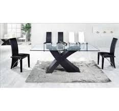 black glass kitchen table glass dining sets