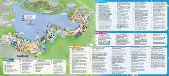 Disney Park Maps Brand New Map Of Disney Springs Released U2013 Disneydining