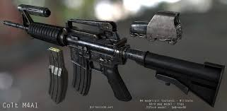 millenia arms colt m4a1 at fallout new vegas mods and community