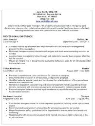 clinical manager resume rn manager resume