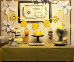 bee gender reveal party ideas photo 1 of 8 catch my party