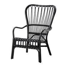 High Back Armchair Storsele High Back Armchair Ikea