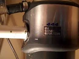Clogged Kitchen Sink Drain With Garbage Disposal How To Unclog A Garbage Disposal Drain Pipe Easily