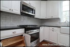 white subway tile kitchen backsplash white subway tile backsplash ideas kitchen design trends