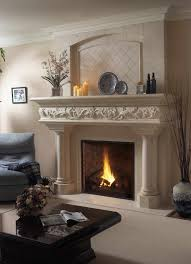 93 glamorous images of fireplace mantels home design