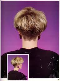 1980s wedge haircut ten beautiful short wedge haircuts jere haircuts pinteres