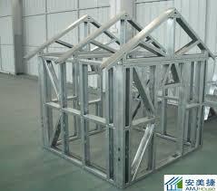 light steel frame for prefab house buy steel frame houses light