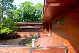 alabama s only frank lloyd wright home houses history alabama the rosenbaum house in florence was one of frank lloyd wright s first usonian houses the
