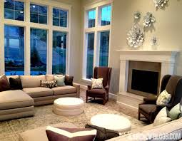 Decorating Ideas For Living Rooms With High Ceilings Decorating A Great Room Best Home Design Fantasyfantasywild Us
