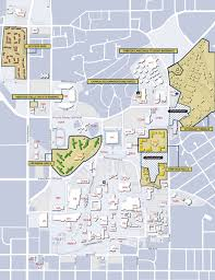 University Of Illinois Campus Map by Byu On Campus Housing