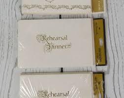 hallmark wedding invitations vintage wedding invitation etsy