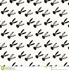 rabbit print stock illustration image 69177498
