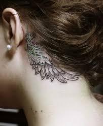 60 pretty designs of ear tattoos tatoos and tatting
