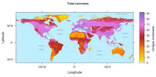 Lyme Disease Map Here U0027s Where Animal Diseases Are Jumping Into Humans Motherboard