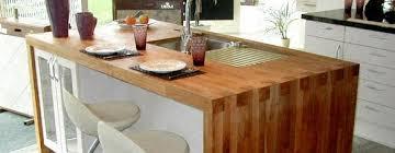 ilot cuisine bois ilot cuisine bois diy 10 ides du0027lots de cuisine fabriquer